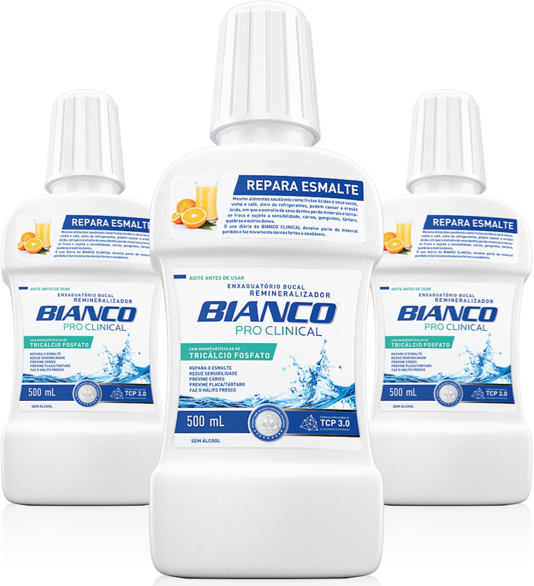 Enxaguante Bucal Pro Clinical
